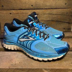 Brooks Glycerin 11 Blue Running Shoes